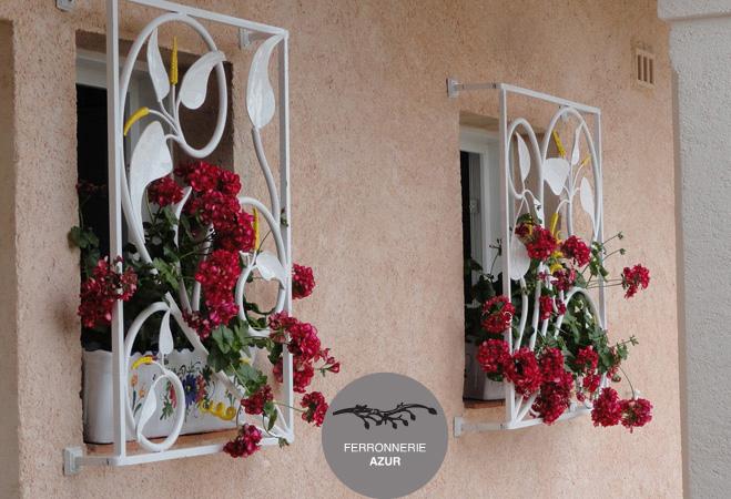 Fabrication de grilles décoratives pour fenêtres à Saint Raphaël occasion